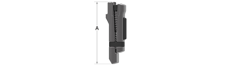 ProClaws Mechanical screw lock Iso Duo View_72